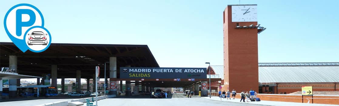 Parking atocha madrid parkingcar