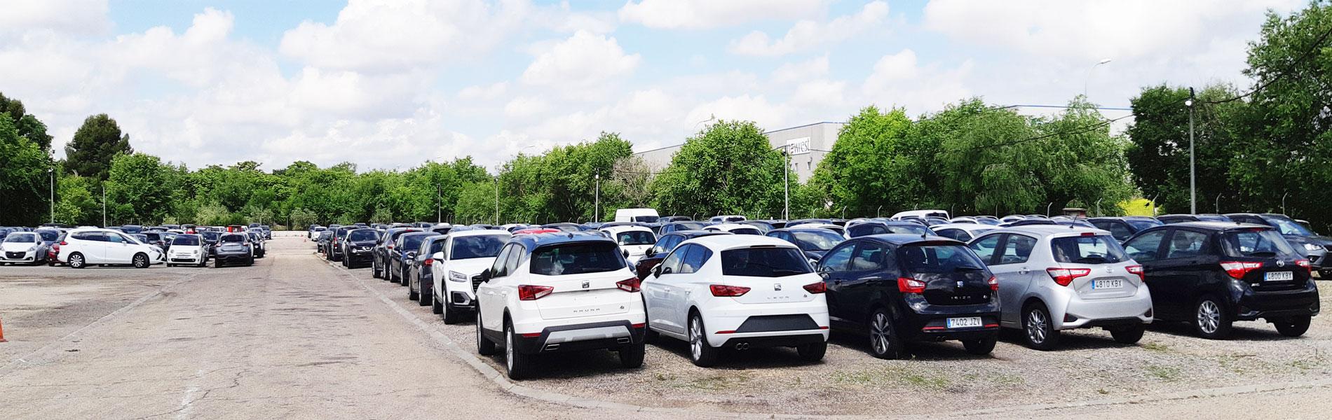 Parking Barajas aeropuerto Madrid