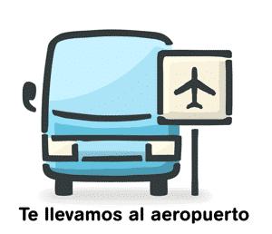 Te llevamos al aeropuerto